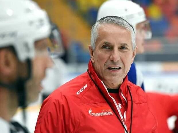 Главный тренер сборной Латвии Боб Хартли: Было очень важно первыми забросить шайбу