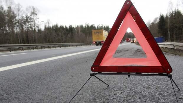 Два человека обратились за помощью медиков после аварии в Хабаровском крае