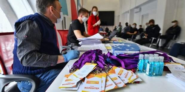 Москвичи с иммунитетом к COVID-19 станут социальными волонтерами / Фото: mos.ru