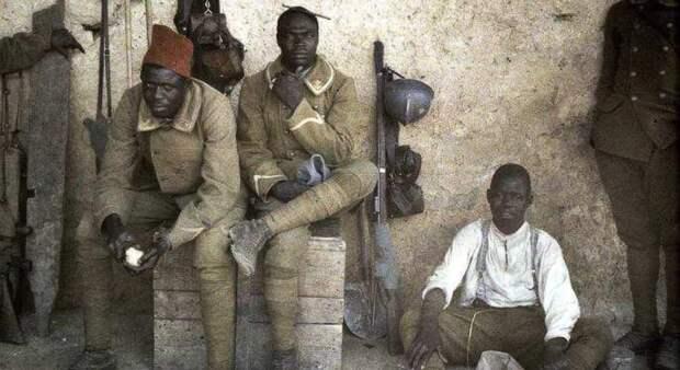 Имперские пантеры: африканцы на службе Австро-Венгрии