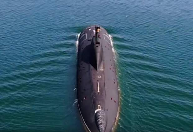 Опубликованная Пентагоном карта морских угроз США от России и Китая вызвала ажиотаж