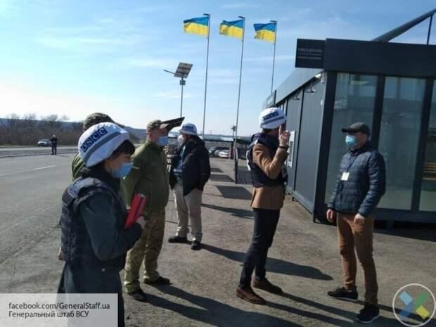 Россия представит замечания ОБСЕ по работе на Донбассе