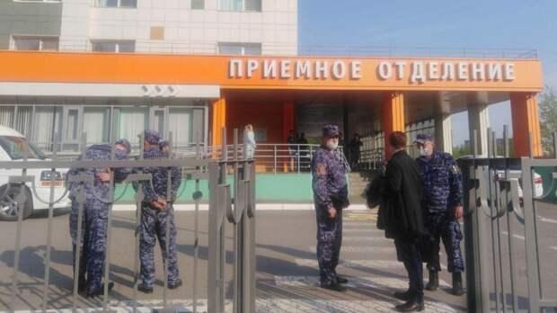 Житель Казани рассказал о состоянии раненного при стрельбе в гимназии сына