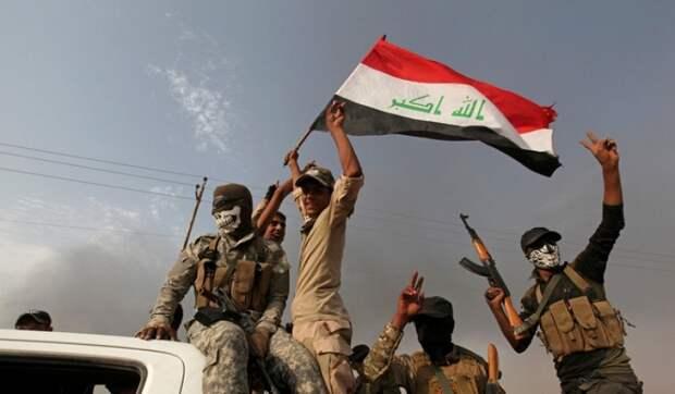 Иракский спецназ начал зачистку Мосула с восточной части города