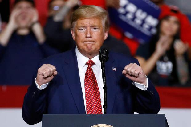Маятник выборов США