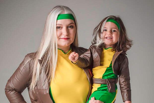 Девочка родилась сседыми волосами из-за редкой генетической особенности
