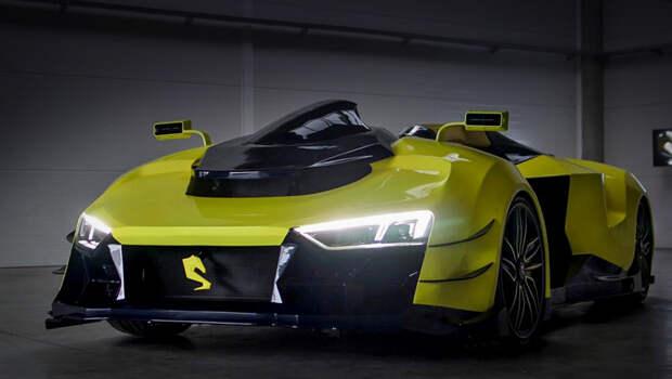 Серийный суперквадроцикл Engler FF нарастил силы к премьере