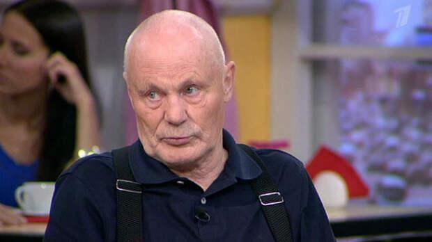 Виталий Довгань на Первом канале. Фото: m.e1.ru