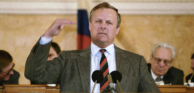 Анатолий Собчак, националисты-провокаторы и развал государства.