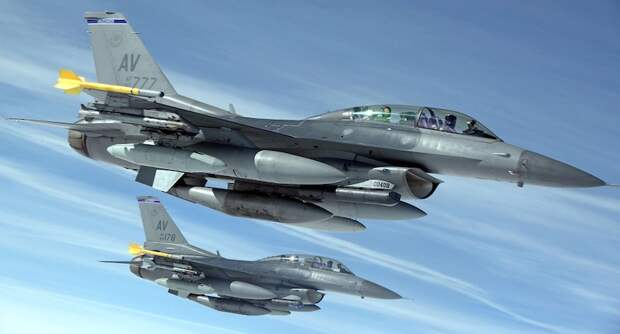 Армения требует от США объяснить участие F-16 в карабахском конфликте