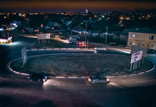 Новолакский перекресток сейчас. На этом месте Ширвани Басаев услышал слово «нет» от Хасавюртовского ополчения 040_rusrep_13-2.jpg Дмитрий Беляков