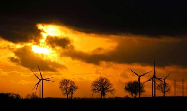 Обратная тёмная сторона зелёной энергетики
