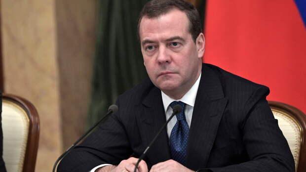 Медведев поддержал Медведчука, обвиняемого на Украине в госизмене