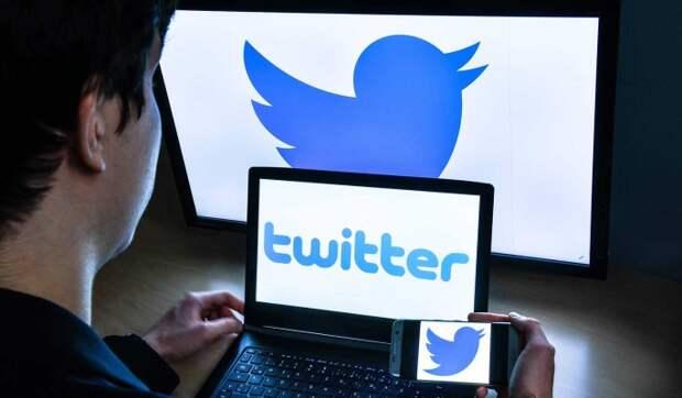 Акции Twitter устремились вниз на фоне санкций Роскомнадзора