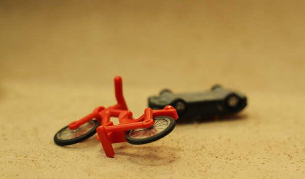 «Крови было много»: велосипедист сбил девочку наВагонке вНижнем Тагиле