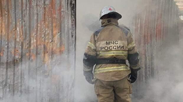 МЧС подтвердило данные о взрыве газа под Нижним Новгородом