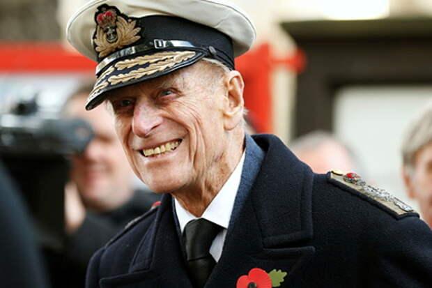 Стали известны подробности о последних днях жизни принца Филиппа