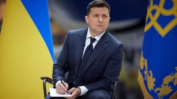 Зеленский обрек Украину на роль главной жертвы в ссоре Запада с Белоруссией и Россией