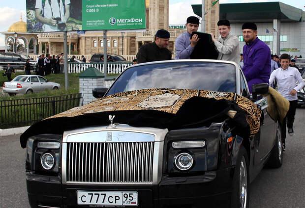 Почему в Чечне так много дорогих авто? Расскажу быстро и по фактам.