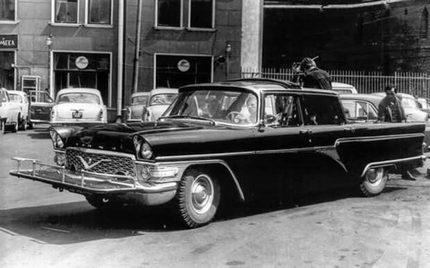 Гибрид УАЗа с ГАЗом и другие малоизвестные серийные автомобили СССР