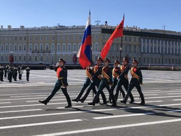 Почему военный марш начинается с левой ноги?