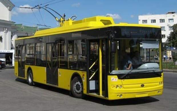 Севастопольские троллейбусы и ДТП: причина аварий