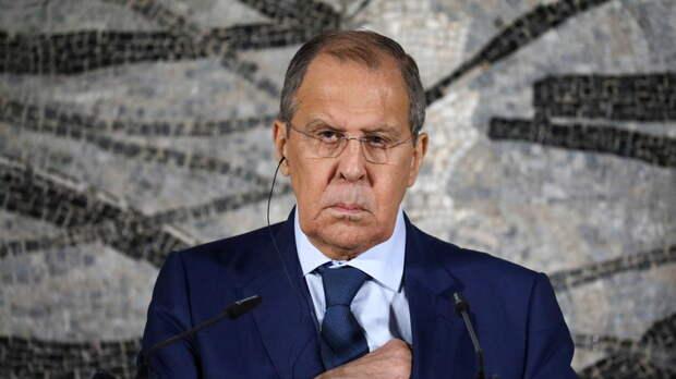 Лавров прокомментировал ситуацию с задержанием россиянина в Чехии