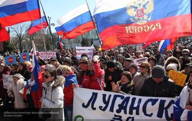 Казаков: Необходимо провести референдум о воссоединении Донбасса с Россией