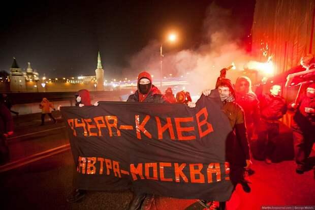 Внушить России чувство вины и ответственности за то что происходит в Украине