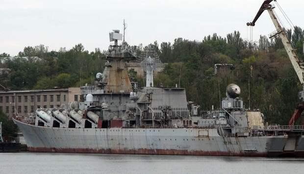Киев продаст крейсер «Украина»