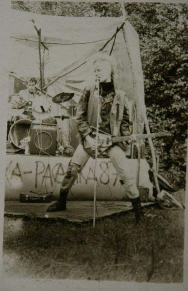 70 искренних фотографий эстонской панк-культуры 1980-х годов 63