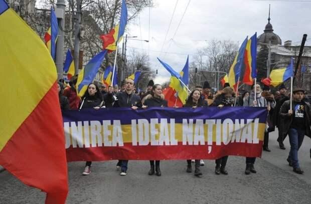 Молдавии с «Великой Румынией» – не по пути