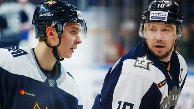 Трогательная история в российском хоккее. Сбылась мечта легендарного Мозякина — он сыграл в КХЛ вместе с сыном