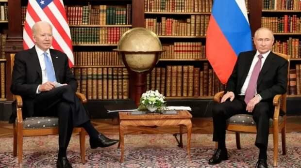 """Байден - Путин: """"Это очень тревожный знак для украинской власти"""""""