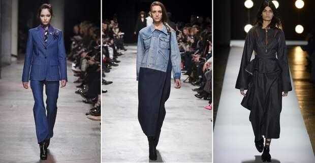 Зима в джинсовой куртке: деним-тренды 2016/17