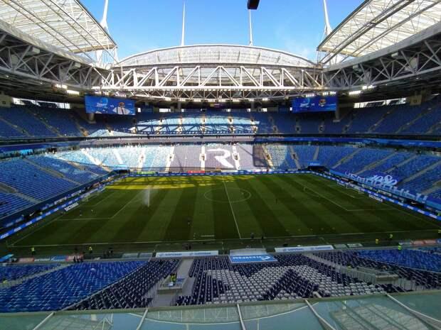Санкт-Петербург примет матчи Евро-2020 вместо Дублина