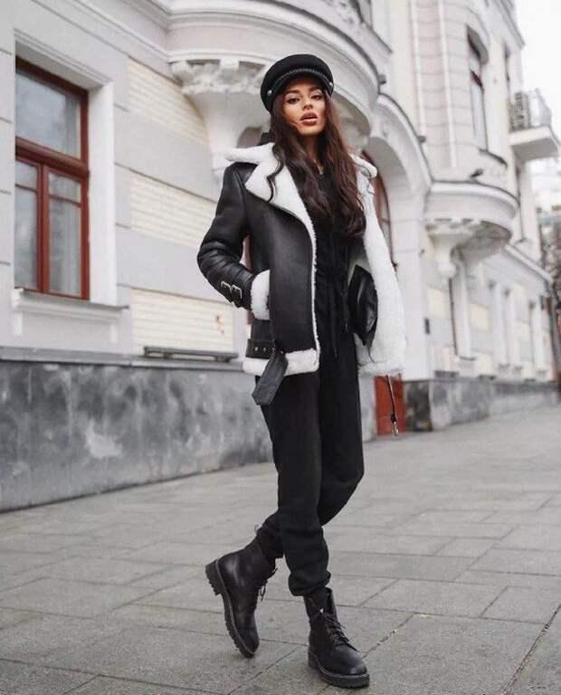 Модные сочетания обуви и верхней одежды на зиму 2020-2021