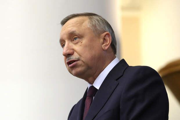 Губернатор Петербурга предложили праздновать День работника ФСИН