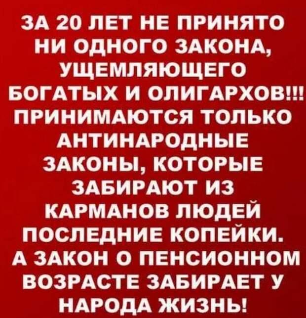 Россиянам - закон об иностранных агентах, депутатам и сенаторам - освобождение от проверок на наличие двойного гражданства