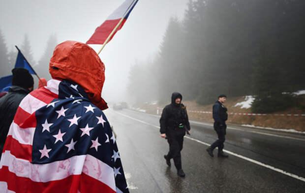 МИД обвинил США в причастности к высылке российских дипломатов из Чехии