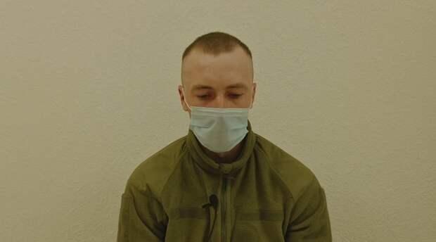 Суд заключил под стражу задержанного в Крыму военного из Украины