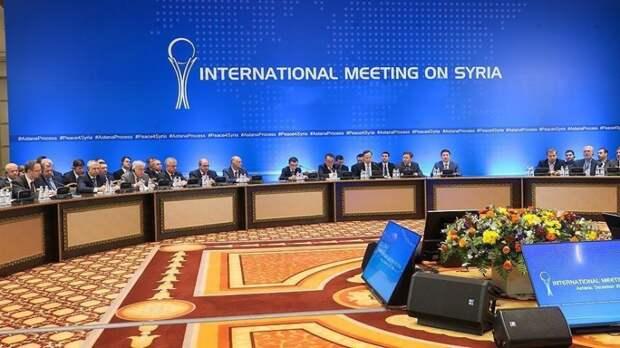 Держим руку на пульсе. В Сочи решается вопрос новой Конституции Сирии
