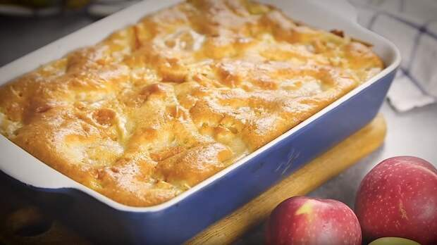 Как приготовить вкусный Яблочный Пирог / 3 простых рецепта Пирог яблочный, Шарлотка, Видео рецепт, Видео, Длиннопост, Рецепт