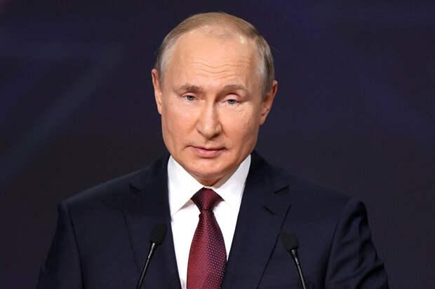 Путин рассказал о побочных эффектах после прививки от COVID-19