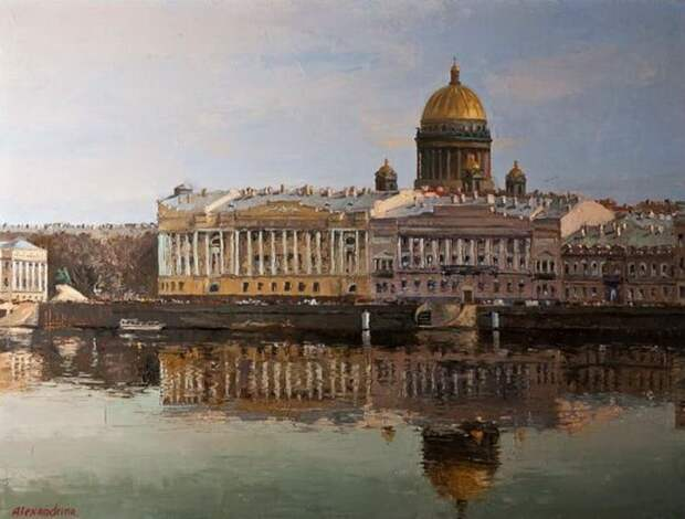 художник Ирина Александрина картины - 21
