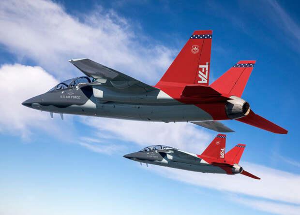 Boeing защитил проект учебного самолета нового поколения
