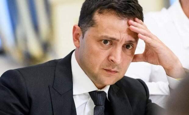 Мрачные перспективы президента Зеленского