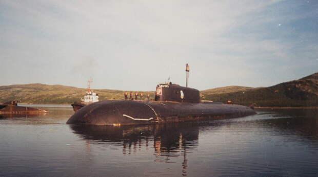 К-141 «Курск»