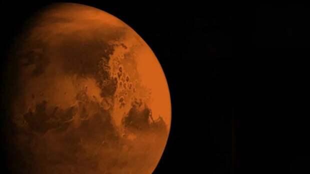 Китай впервые посадил собственный зонд на Марсе