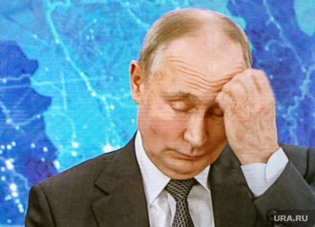 Путин назвал смешными разговоры оего страхе перед оппозицией